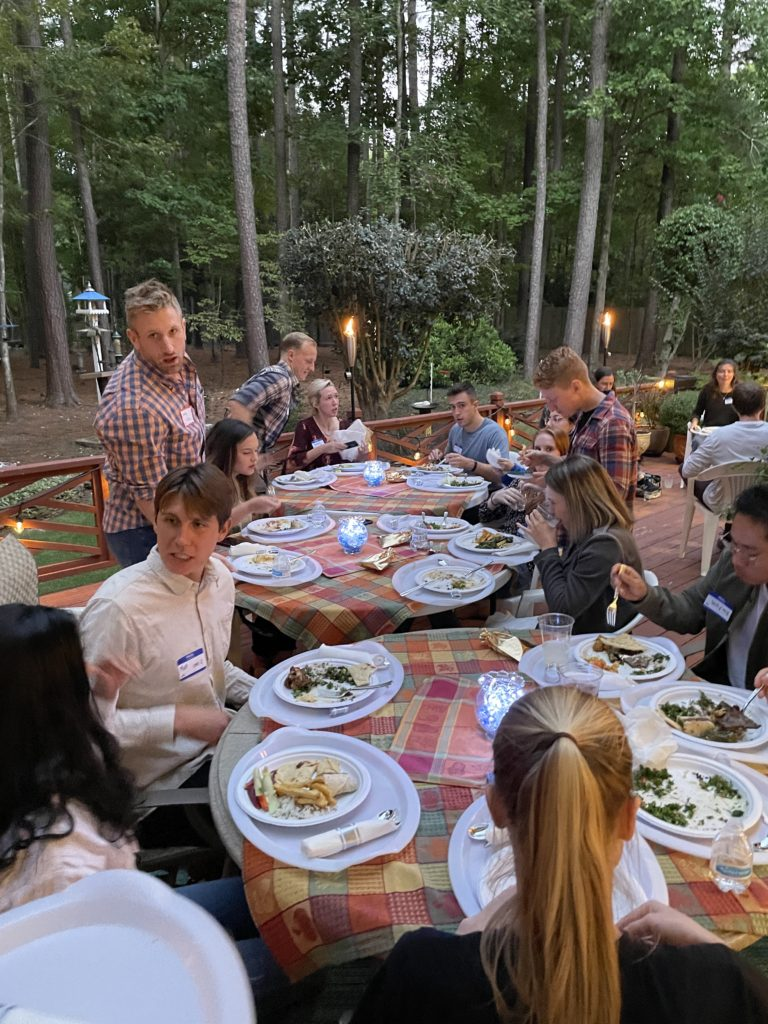 Fun, Food and Fellowship